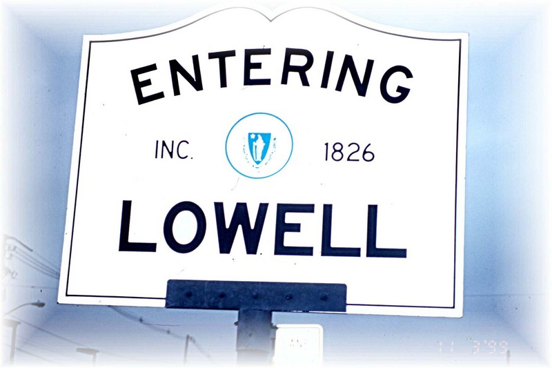 City Of Lowell MA