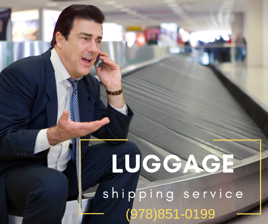 Luggage Shipping Service