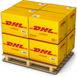 DHL Shipping Center