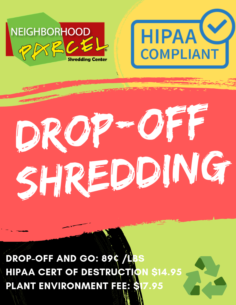 Paper Shredding Service Company
