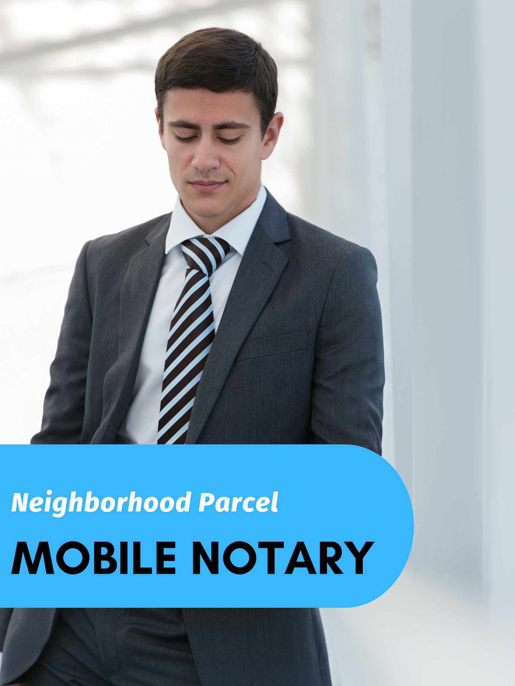 Arabic Mobile Notary Service