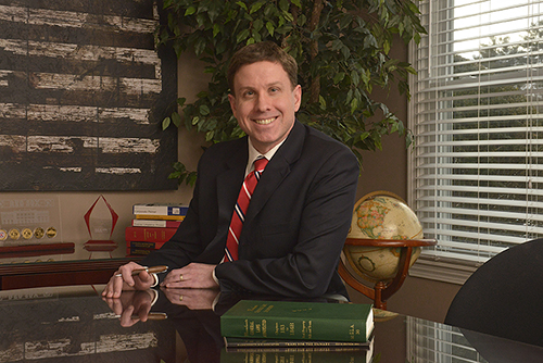 Personal Injury and Divorce Lawyer