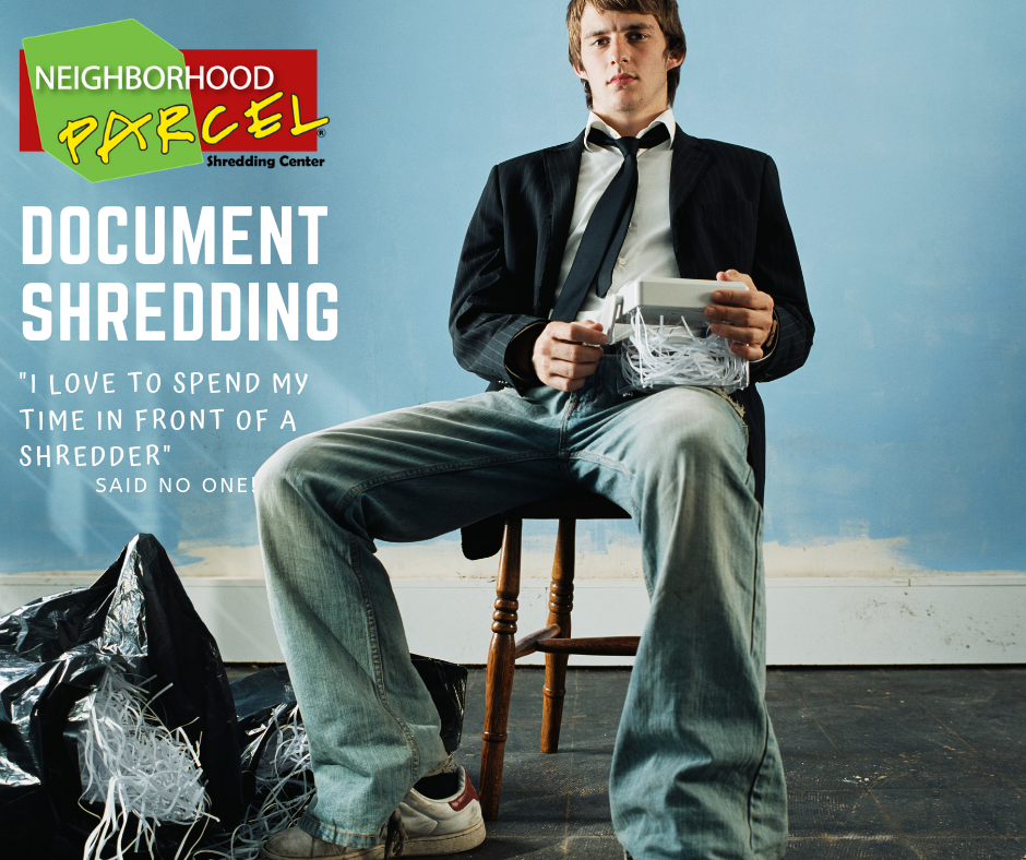 Lowell MA document shredding company
