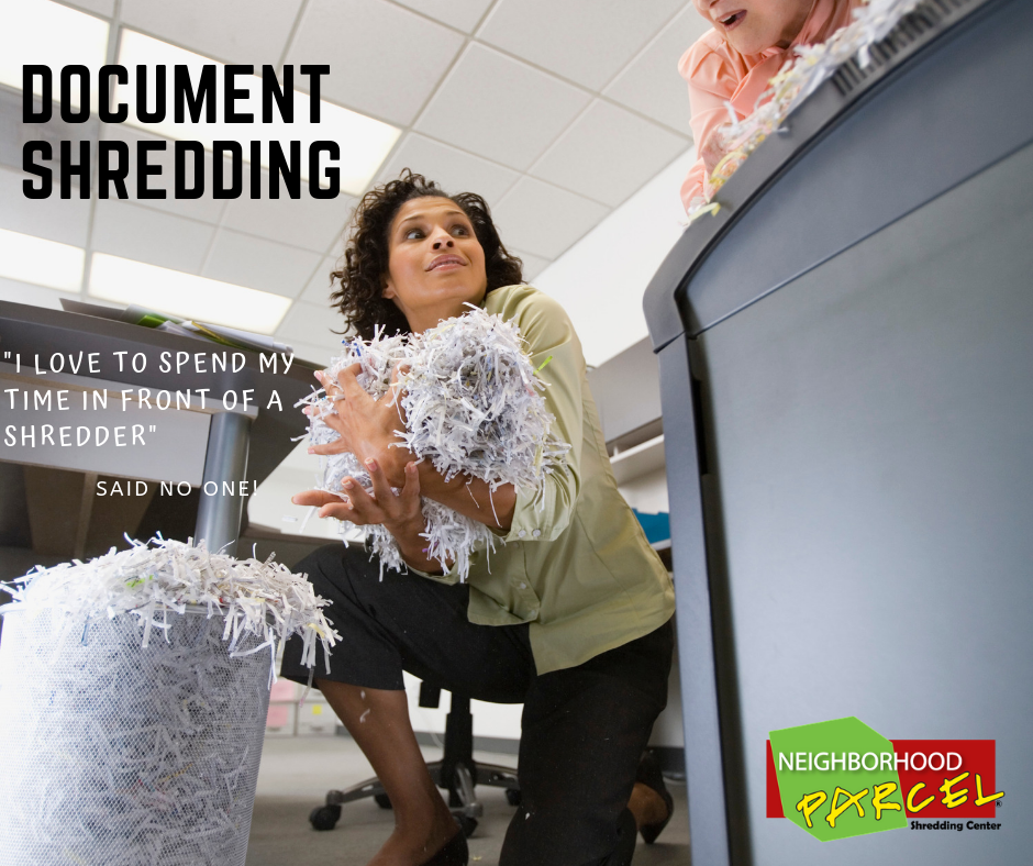 document shredding company Boston MA