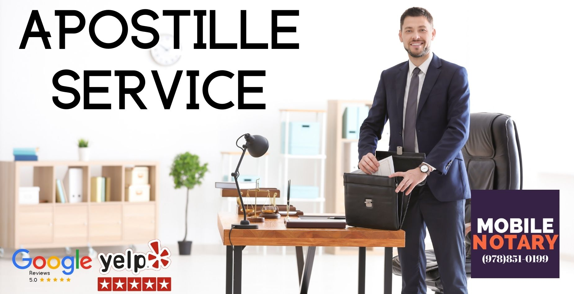 apostille service lowell ma